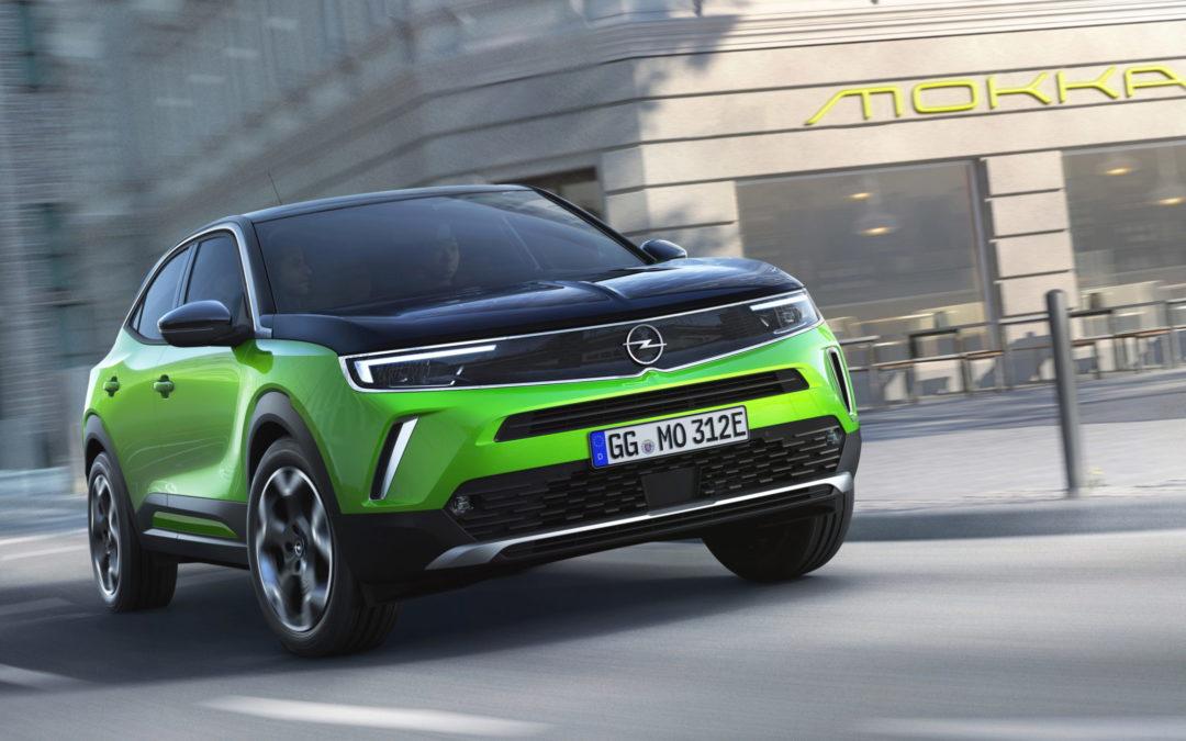 Opel lädt ab Frühjahr 2021 auf einen Mokka ein