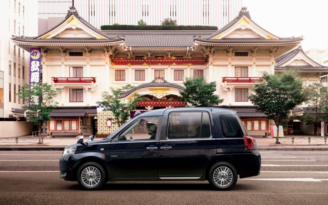 Toyota: Mit Brennstoffzelle durch die Olympiade