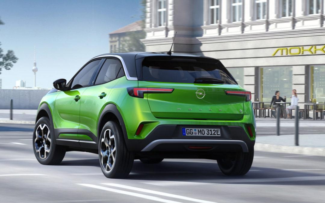 Opel Mokka-e: Noch nicht da – und schon ausverkauft