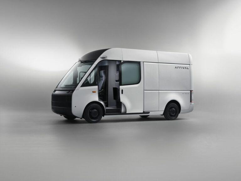 Arrival: Elektro-Transporter nach dem Lego-Prinzip