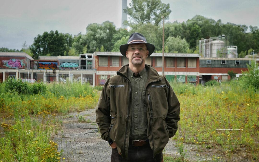 """Dirk Gratzel startet seine Mission """"Grüne Null"""""""