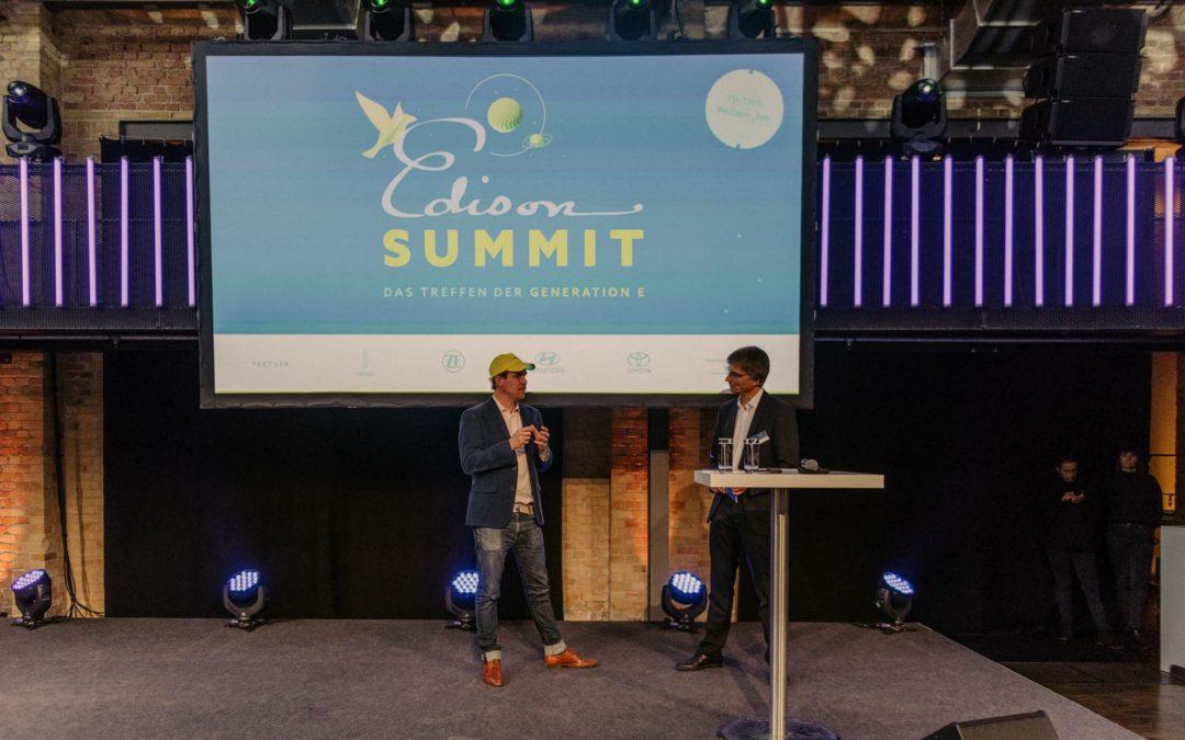 So lief der Edison Summit 2018