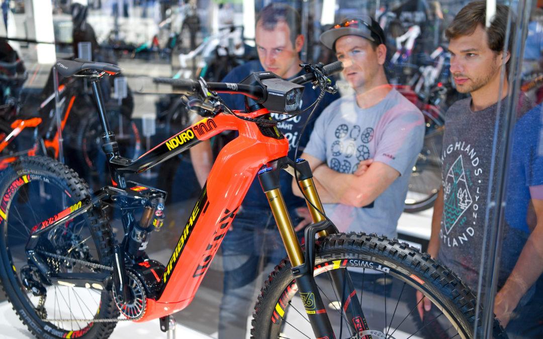 Jedes dritte verkaufte Rad war 2019 ein E-Bike