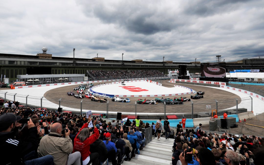 Die Formel E beendet Saison mit sechs Rennen in Berlin