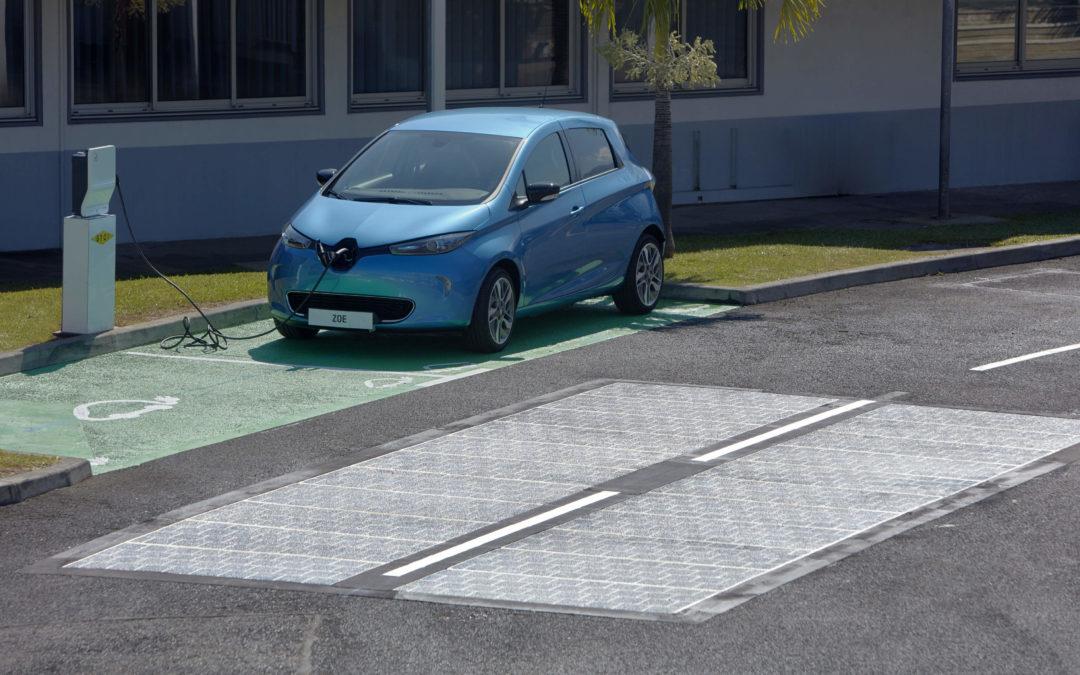 Solmove startet neuen Versuch mit Solarstraße