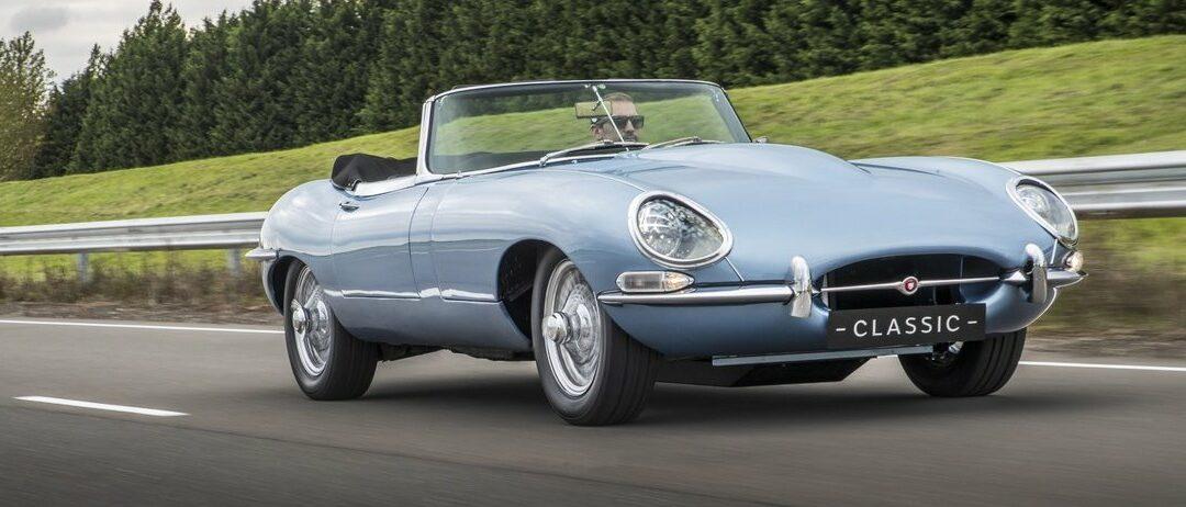 "Jaguar sagt ""Bye, Bye"" zum Verbrennungsmotor"