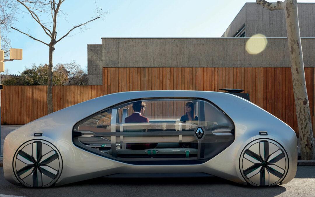 Verkehrsministerium mag keine Robo-Taxen