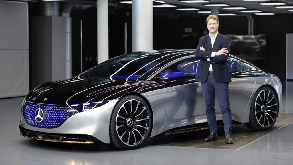Daimler-Chef Källenius leert den Klimarucksack - Edison - Heimat der Generation E