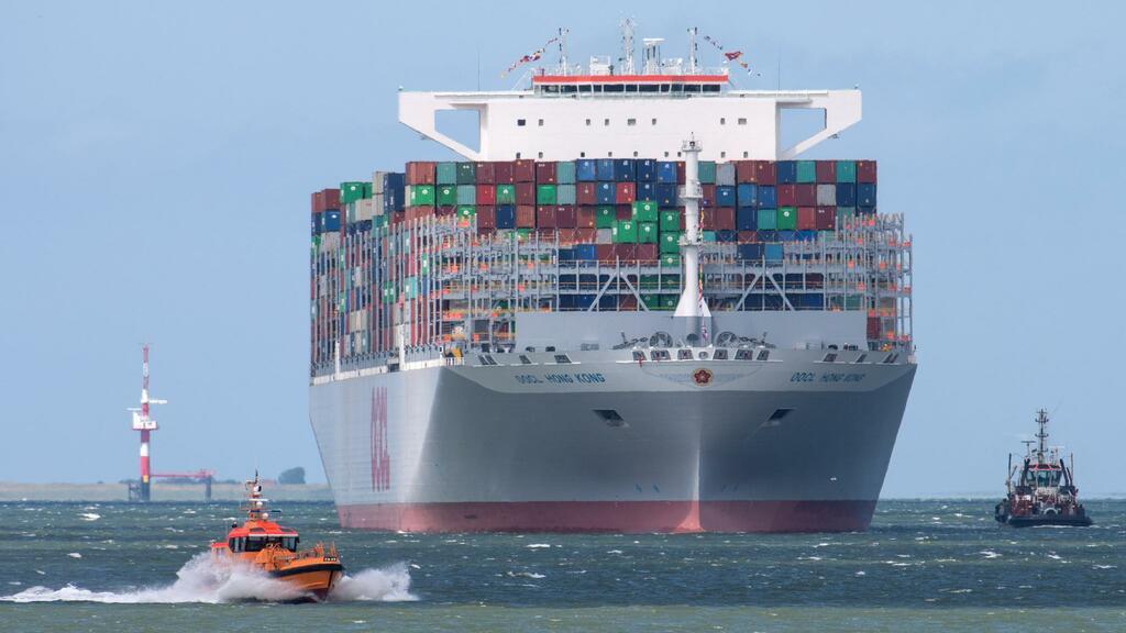 Luftmantel für Schiffe spart Treibstoff