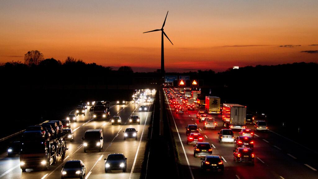 Verkehr treibt deutsche CO2-Emissionen