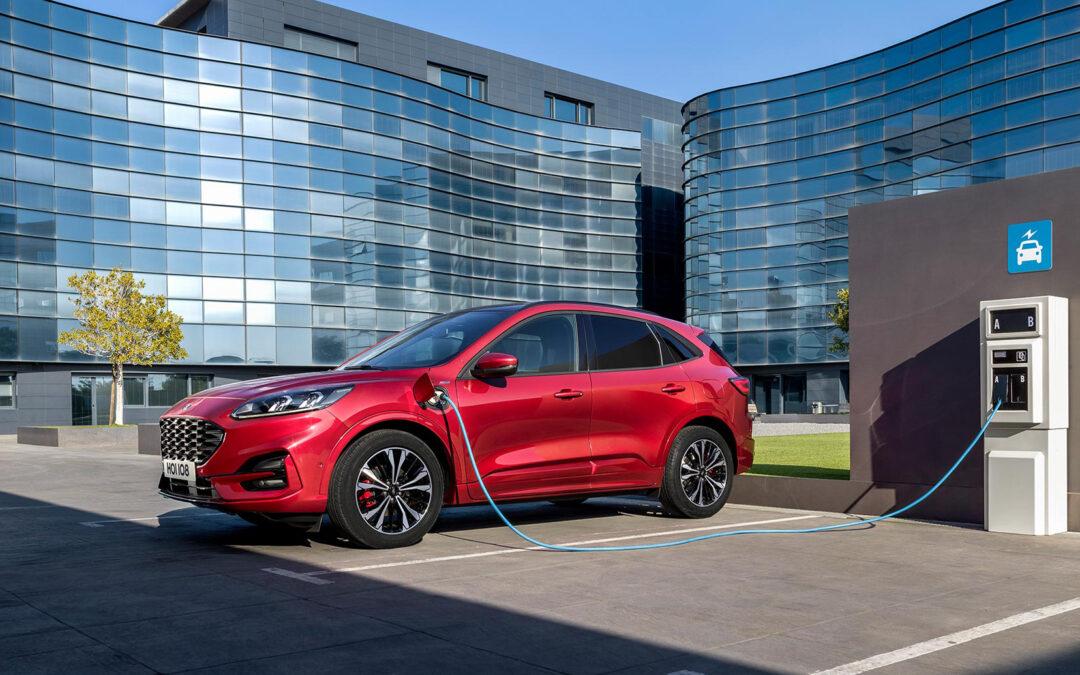 Ford legt Elektroantrieb des Kuga Hybrid vorerst still