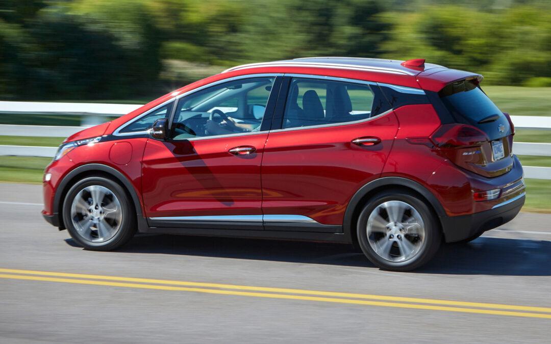 General Motors ruft seine Elektroautos zurück