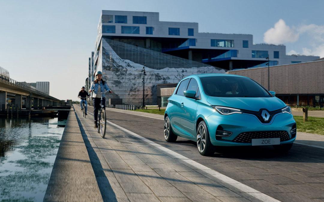 Renault macht auch ein VW ID.3 nicht bang