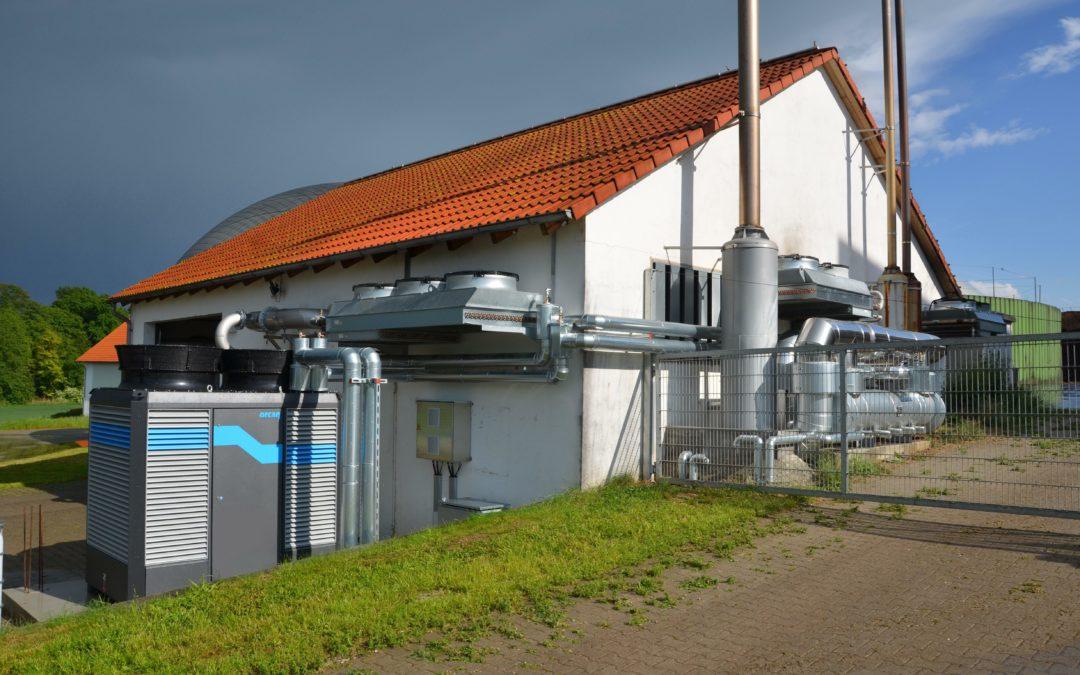 Mini-Kraftwerk: Strom aus heißer Fabrik-Luft