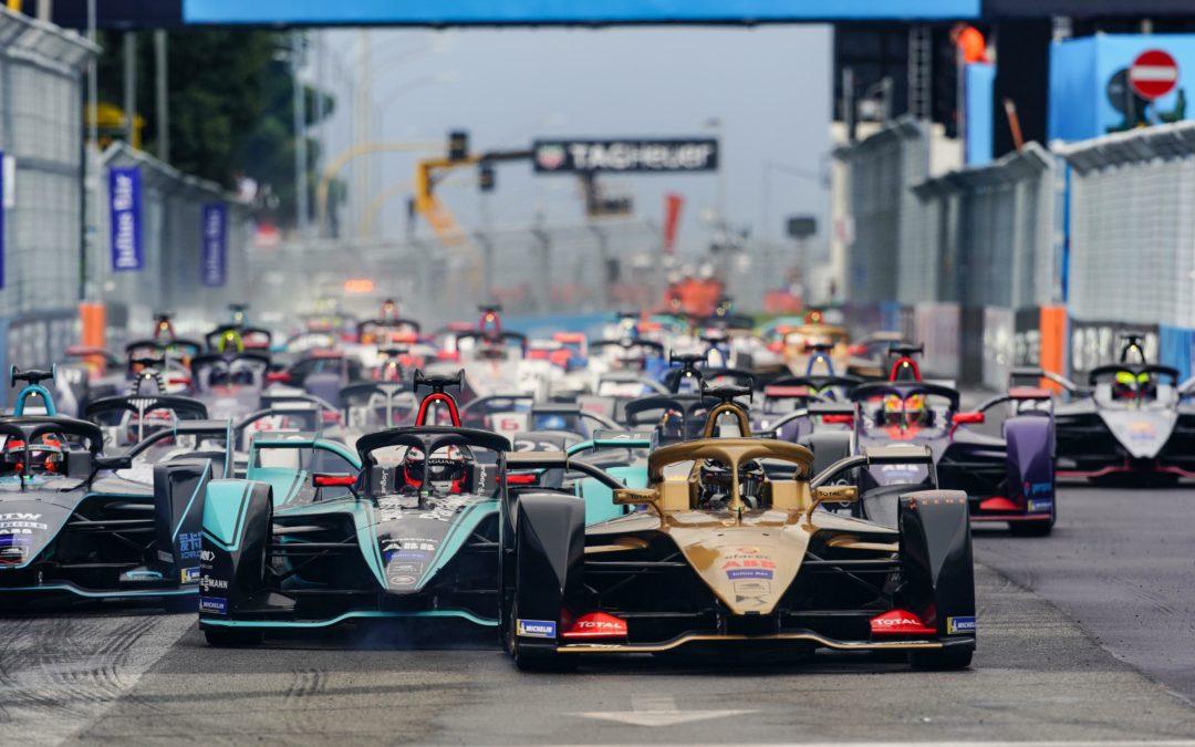 """Formel E im """"Attack-Mode"""""""