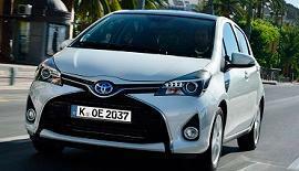 Toyota Yaris Hybrid Langzeittest