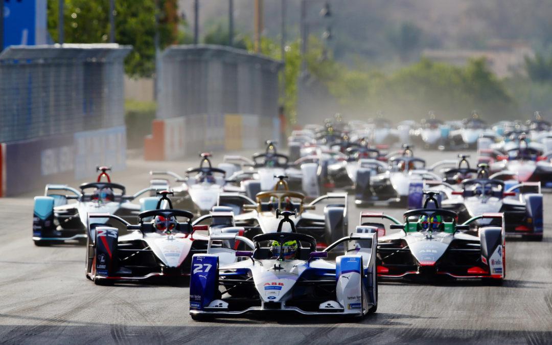 Formel E: Guter Start der deutschen Debütanten