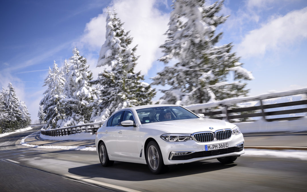 Testfahrt: Kurzes Vergnügen im BMW-Hybrid