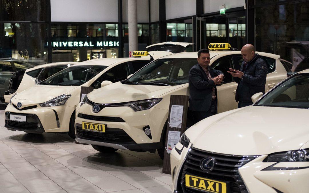 Taxi-Challenge: Hybrid durch die Großstadt