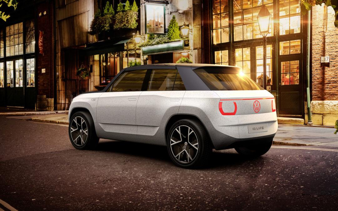 Volkswagen ID.Life: Der kleine Stromer kommt