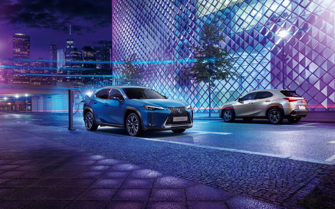 Toyota setzt erst einmal Lexus unter Strom