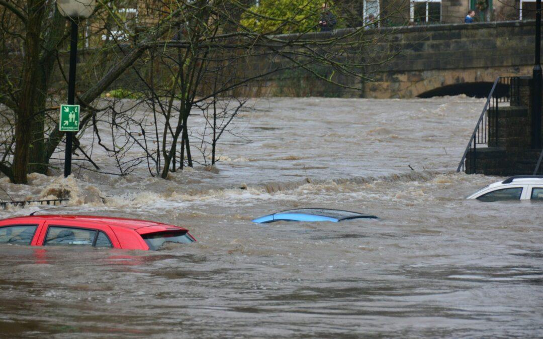 Von der Klimakrise zum Starkregen