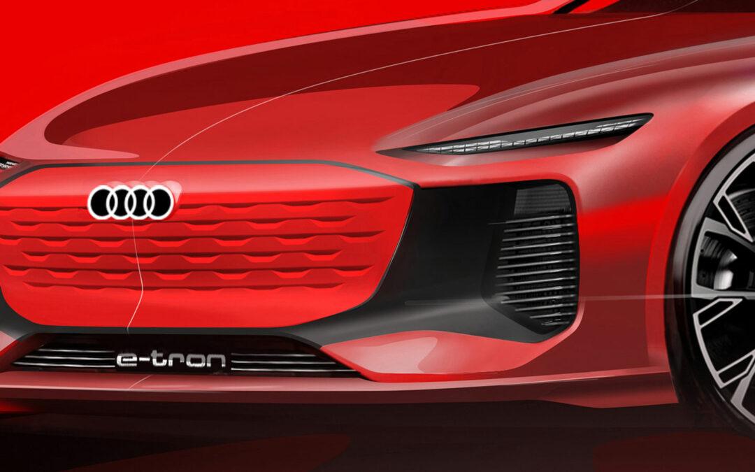 Audi S21 Concept macht Appetit auf A6 e-tron