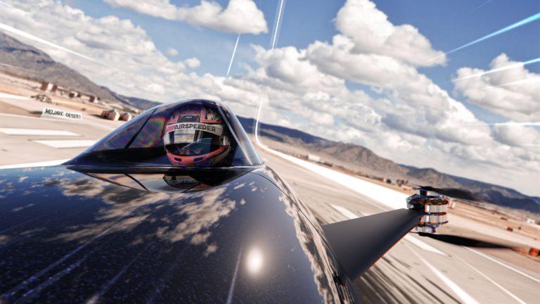 Elektrische Rennflieger sollen noch dieses Jahr gegeneinander antreten