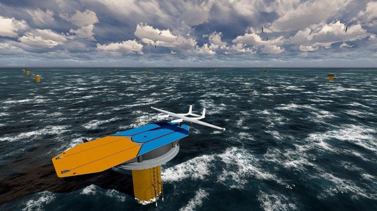 Ein Fliegender Holländer für die Stromerzeugung