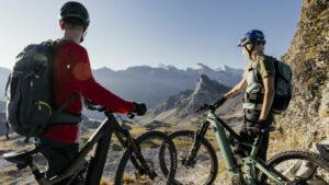 Mit dem E-Bike über die Alpen