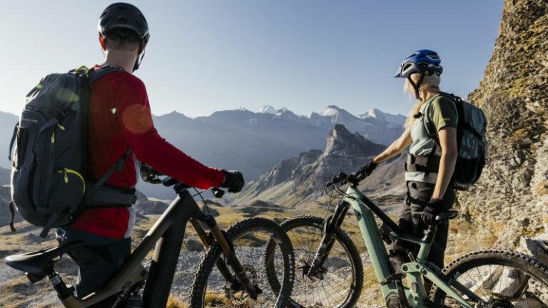 10 Tipps für den Alpencross mit einem E-Bike