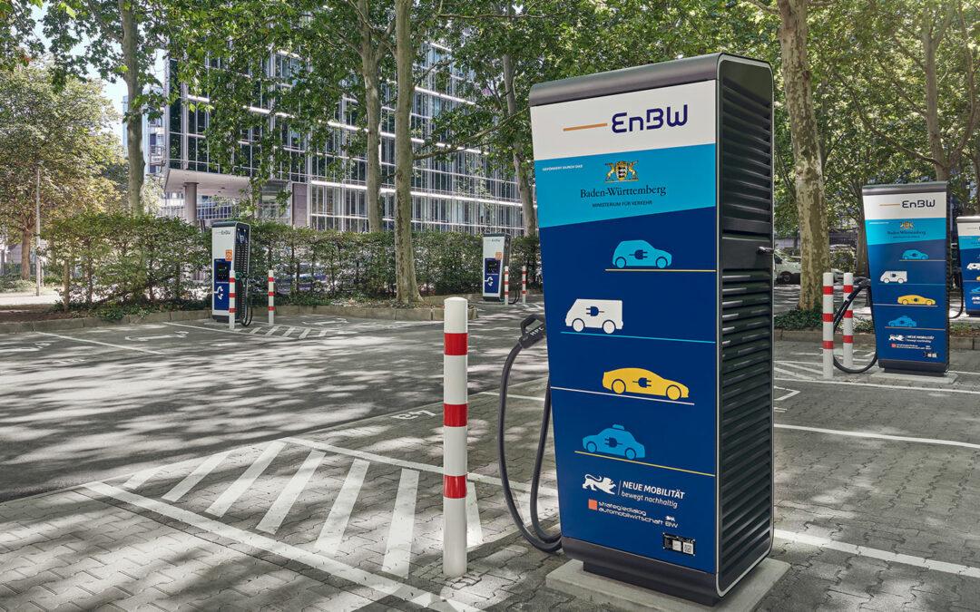 Mit Shell und EnBW kommen E-Autos gut durchs Land