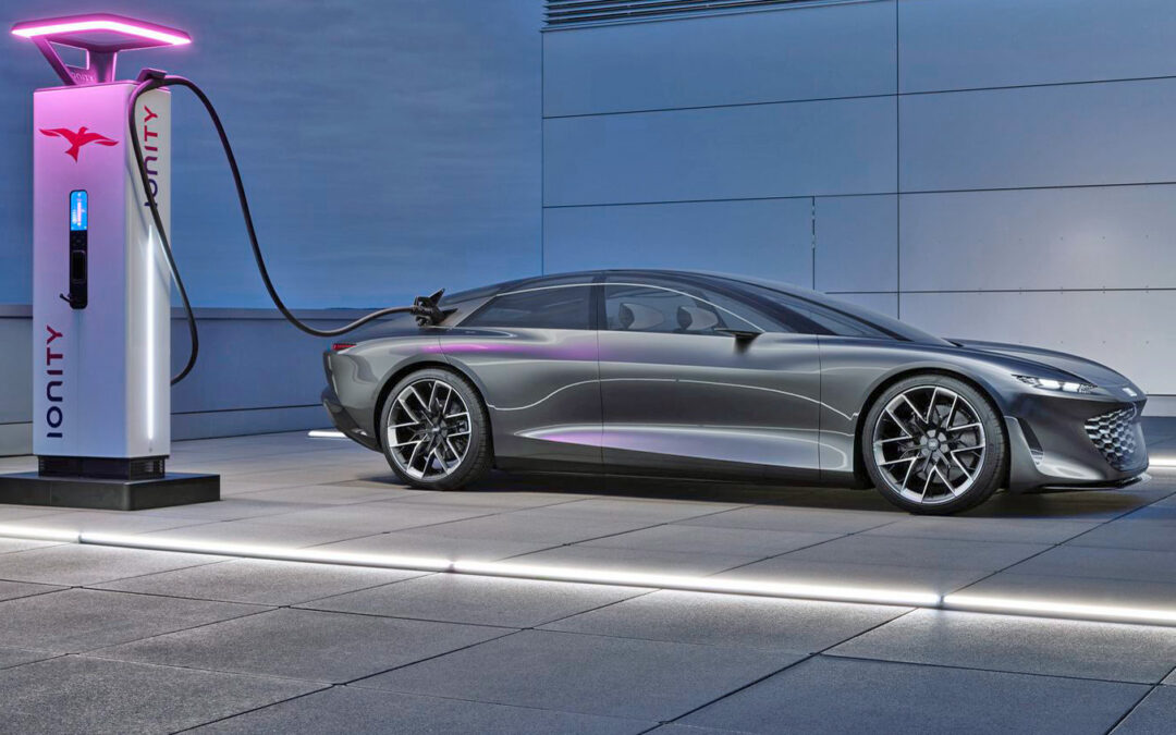 Audi Grandsphere Concept: Mutig in die Zukunft