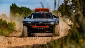 Audi RS-Q e-tron