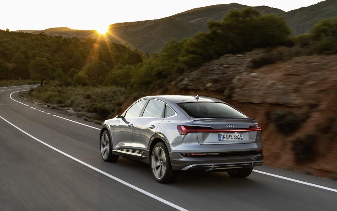 RobinTV E-News: Audi bringt den e-tron Sportback