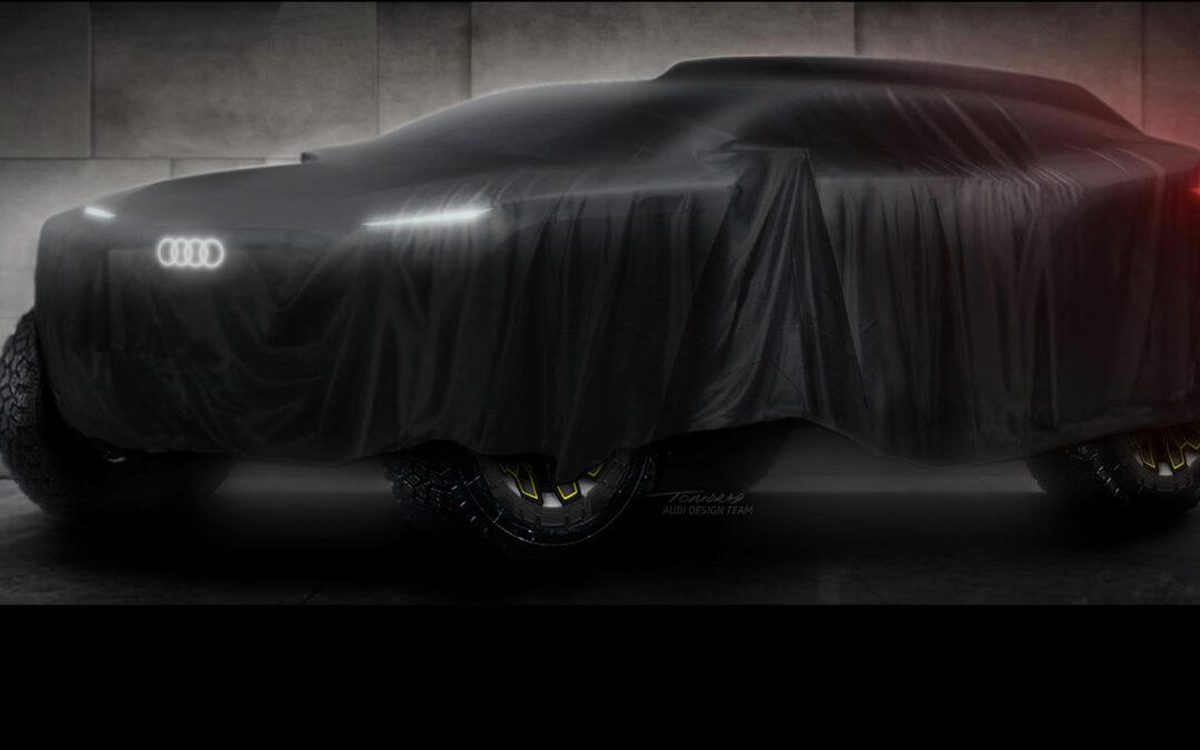 Audi will Dakar-Rallye mit Hybrid-Racer aufmischen