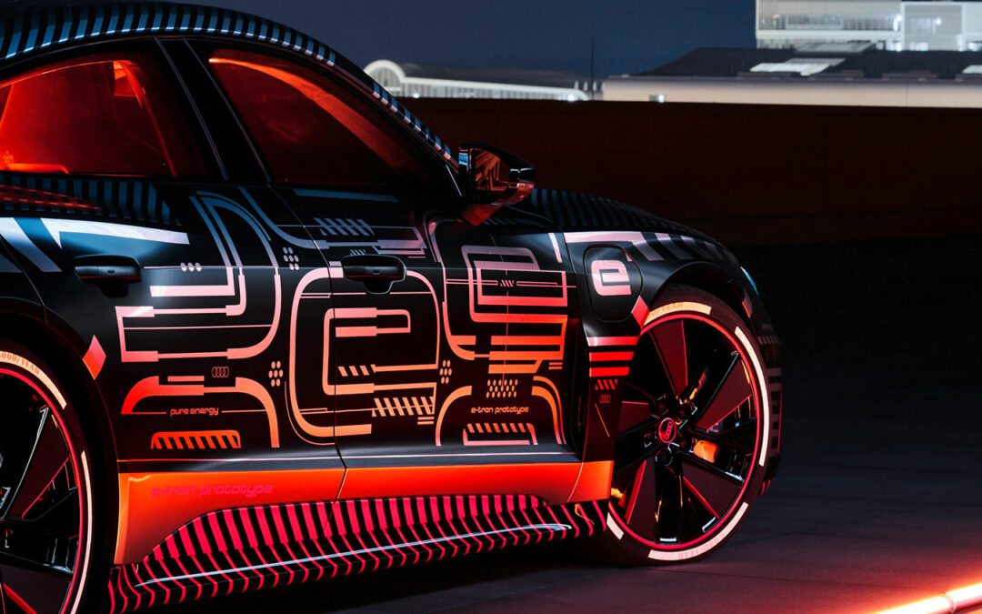 Audi e-tron GT: Hören und Sehen mögen nicht vergehen