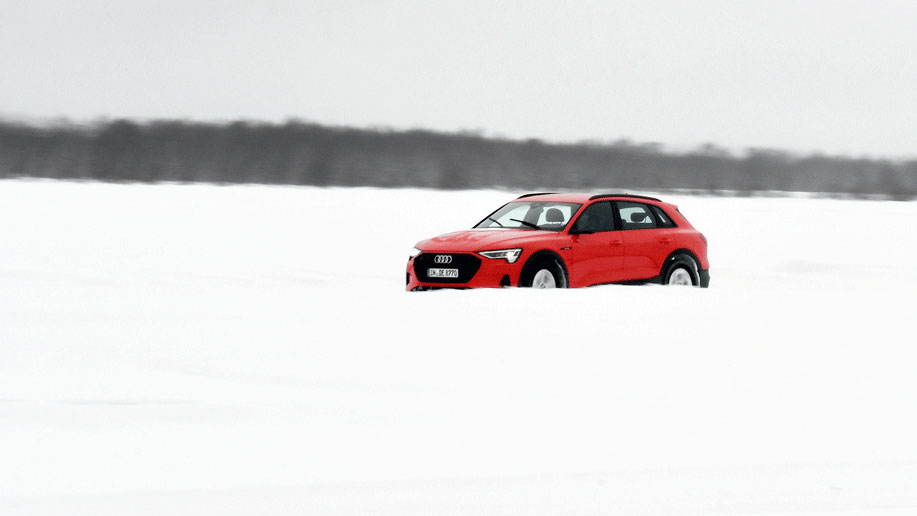 Elektroautos im Winter: Tipps für mehr Reichweite