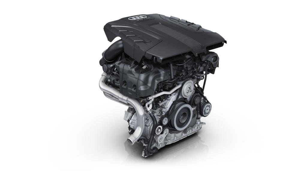 V6 3.0 TDI für den Audi Q7