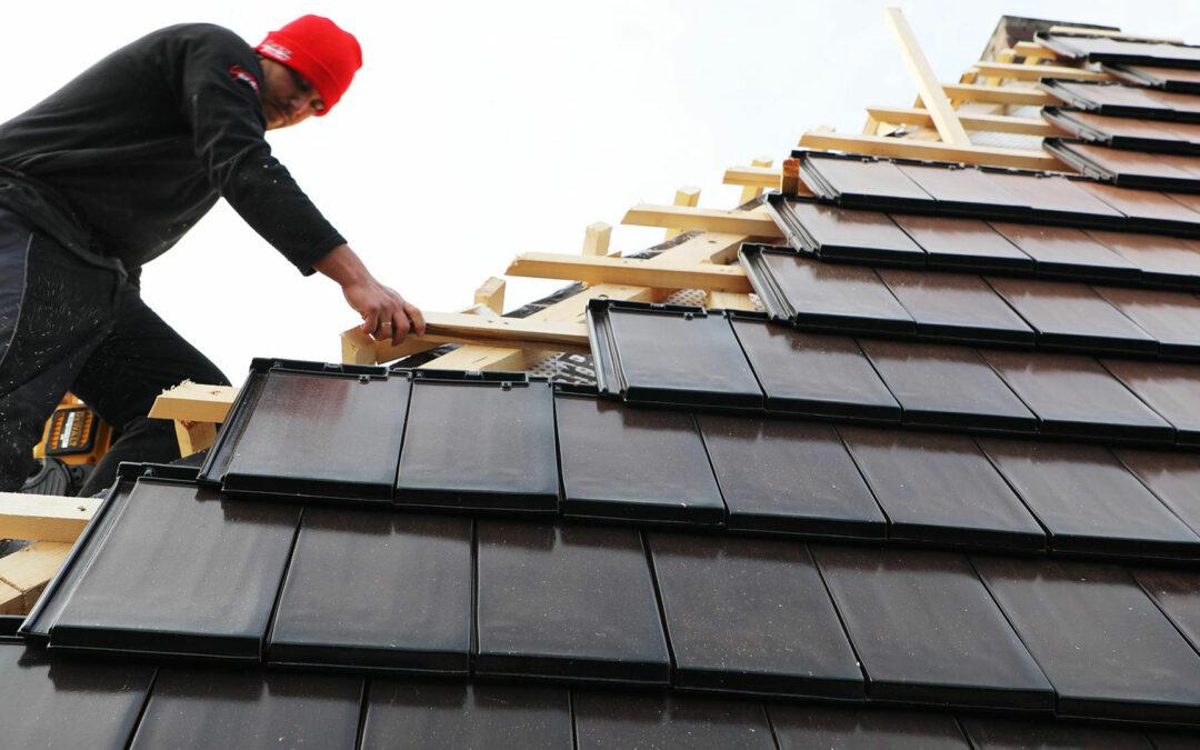 Solarziegel: Die schicke Alternative zu  PV-Modulen
