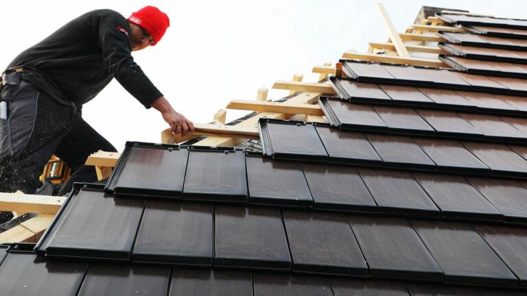 Solarziegel: Die schicke Alternative zu Solarpanelen