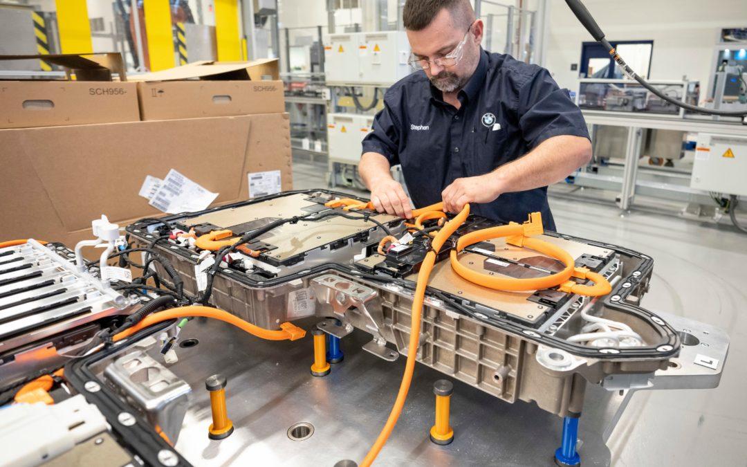 Elektroauto frisst Arbeitsplätze. Und Angst die Seele der Industrie.