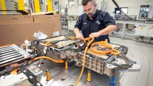 BMW Group Werk Spartanburg verdoppelt Kapazität der Batterieproduktion