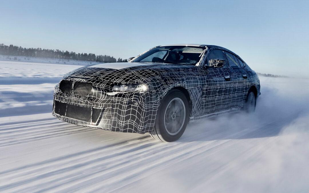 """BMW i4: So fährt der nächste """"Tesla-Fighter"""""""