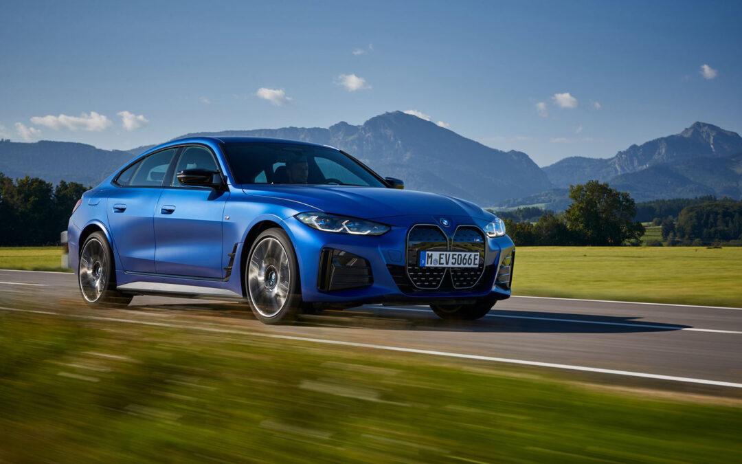BMW i4 M50: In der Ruhe liegt die ganze Kraft