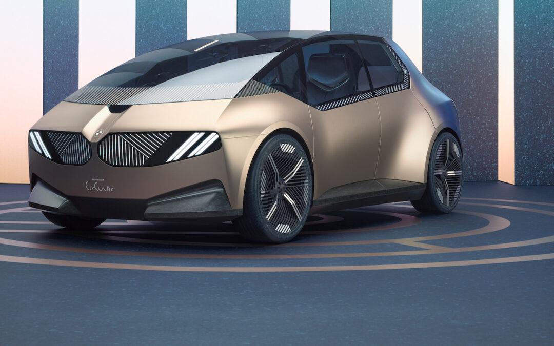 """BMW-Studie """"i Vision Circular"""" schließt den Kreis"""