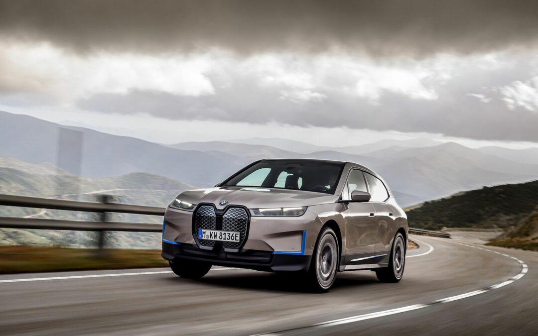 BMW iX: Auf ein Neues