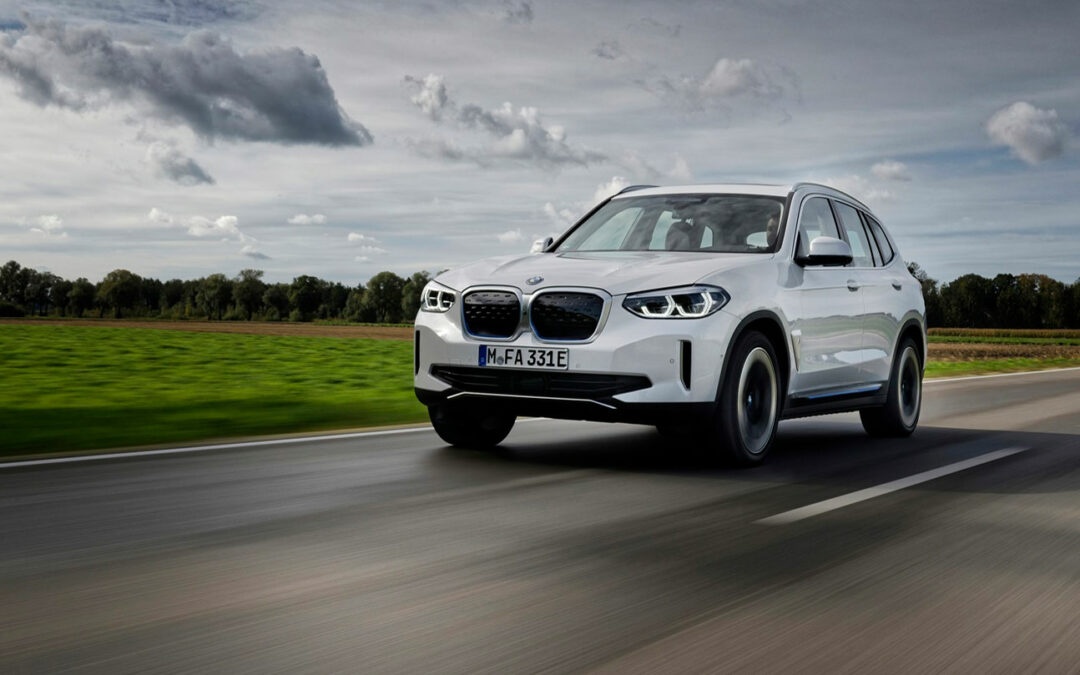 BMW iX3: China-Import baut Brücke in die Zukunft