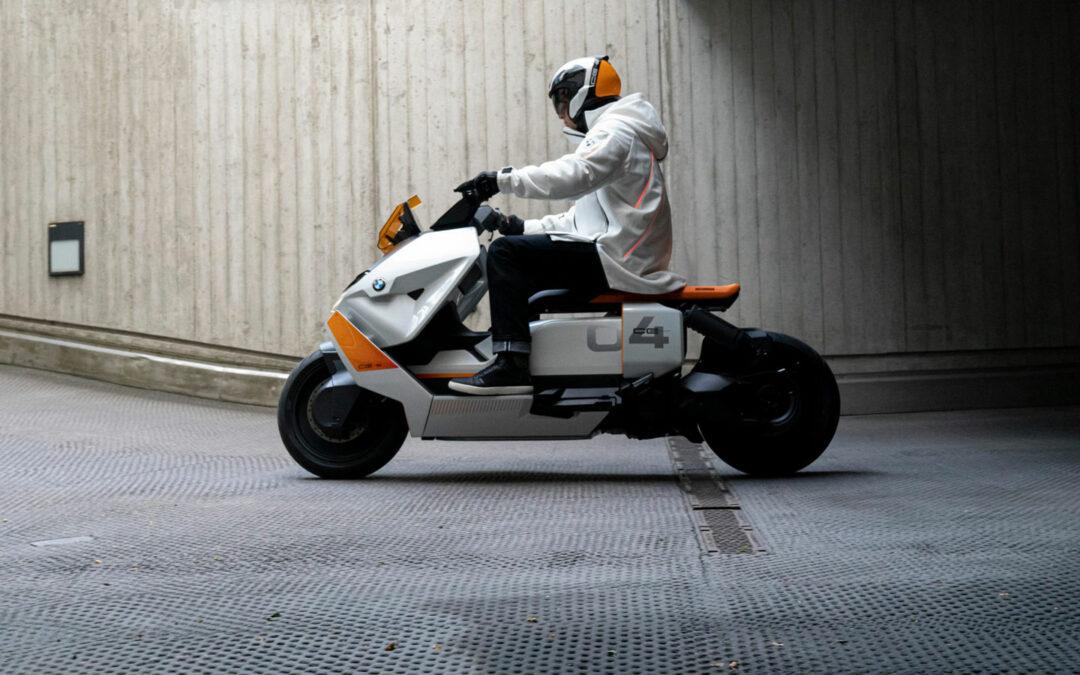 BMWs neuer E-Scooter zettelt kleine Revolution an