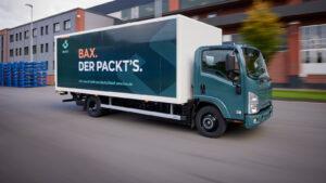 Elektrotransport BAX